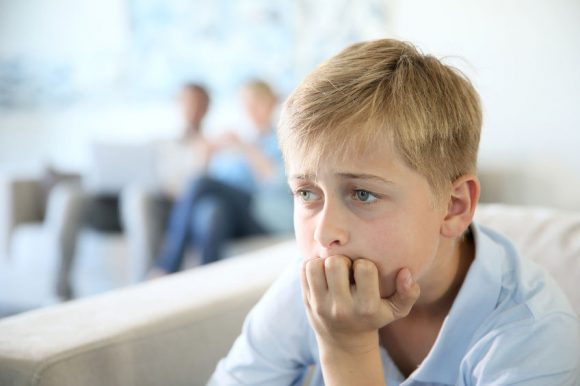 Finding the off switch when kids worry