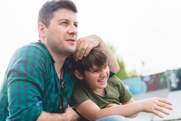 The power of saying yes to kids