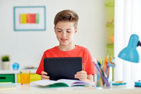 Creating a Personal Learning Centre for your child